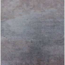 """Style Selections 18""""x18"""" Aspen Gray Stained Concrete    Item #: 399111 