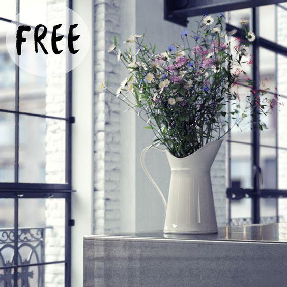 Free download Model: wildflowers on Behance