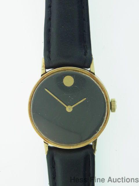 Vintage 14k Yellow Gold Ladies Omega 485 17J Wrist Watch #Omega