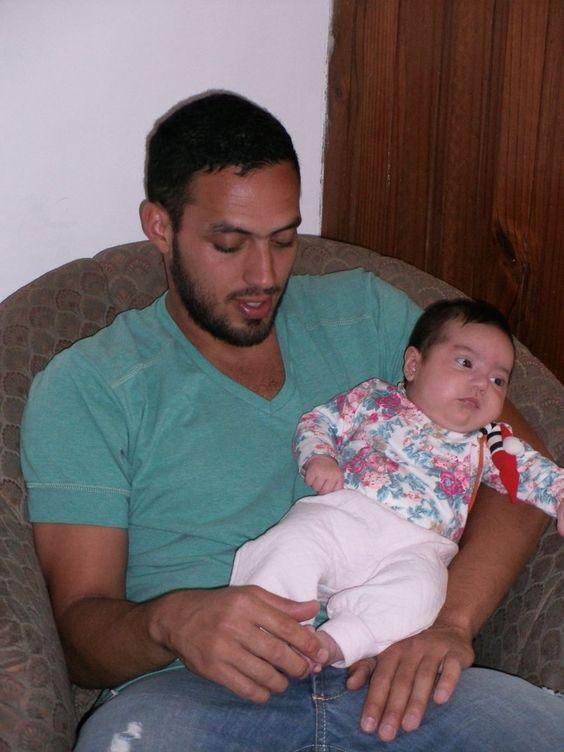 Roque acuna a su hijo Joaquín