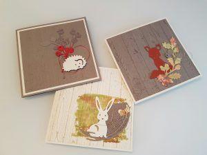 Herbstgetier… – paperinmotion