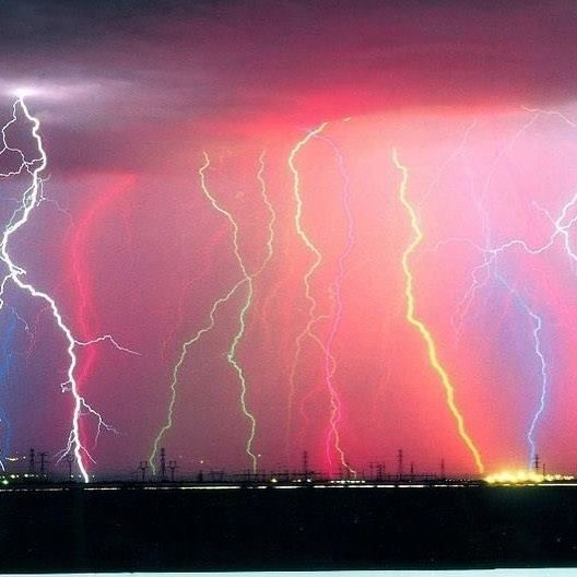 #amazing #rainbow #thunder - more at: http://bit.ly/2bGMU6j
