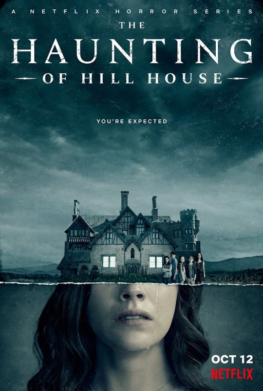 Movie Posters Netflix Horror Netflix Horror Series House On Haunted Hill