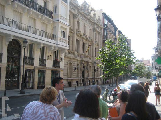 """""""Academia de Medicina: una joya escondida del eclecticismo madrileño"""""""