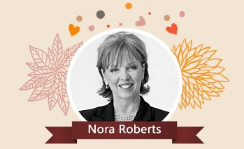 Hoje a blogueira convidada é a querida Rosana Gutierrez, do blog Livrólogos e Nora Roberts Brasil. E claro que o tema não poderia ser outro; Nora Roberts. Rosana é conhecedora e adoradora da autora que a cada dia nos brindam com histórias incríveis e inesquecíveis. Mas para falar com conhecimento de