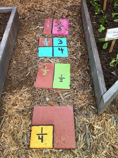 10 cheap but creative ideas for your garden 9 gardens for Gardening tools for schools