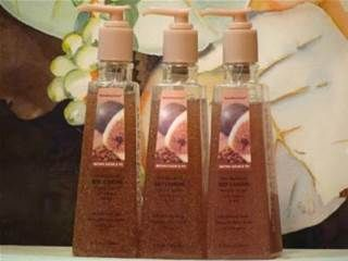 Bath and Body Works Brown Sugar and Fig hand soap