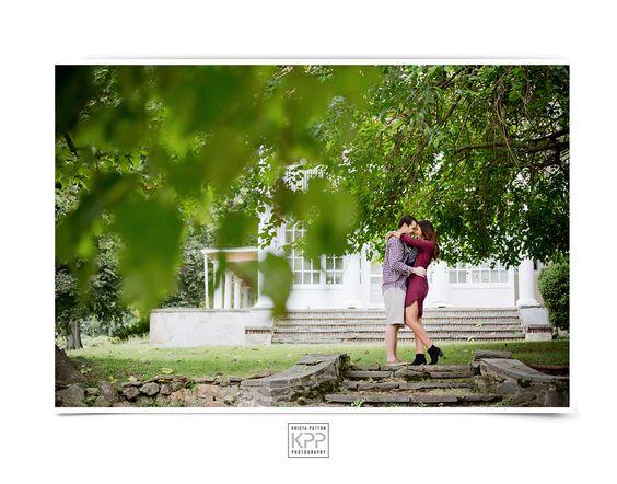 Philadelphia Engagement Session | Rose Tree Park, Media | Krista Patton Photography