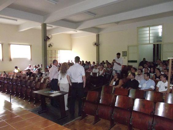 Plenário diretores