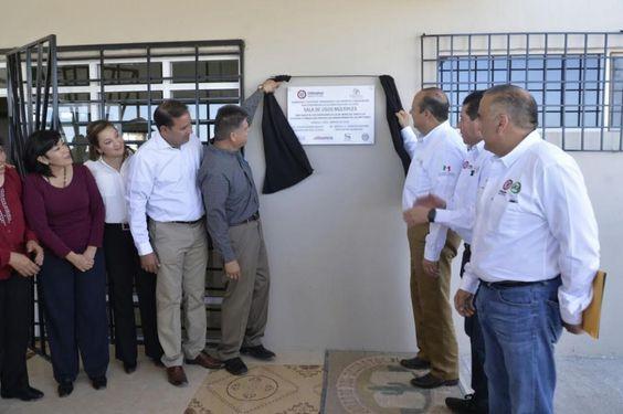 Inauguran Centro de Rehabilitación en Ojinaga   El Puntero