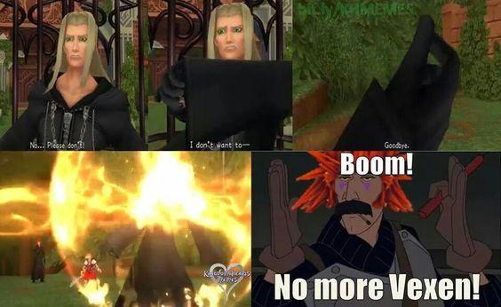 Kingdom Hearts XD Axel did everyone a favor!