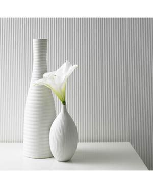 Wallpaper Dress Up Your Walls : ... up lumps and bumps in your walls. Dress your walls in this fabric-like