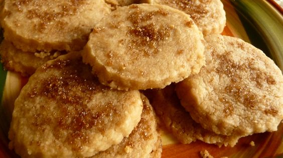 Brown Sugar Cookies, from My Grandmother Jessie's Recipes