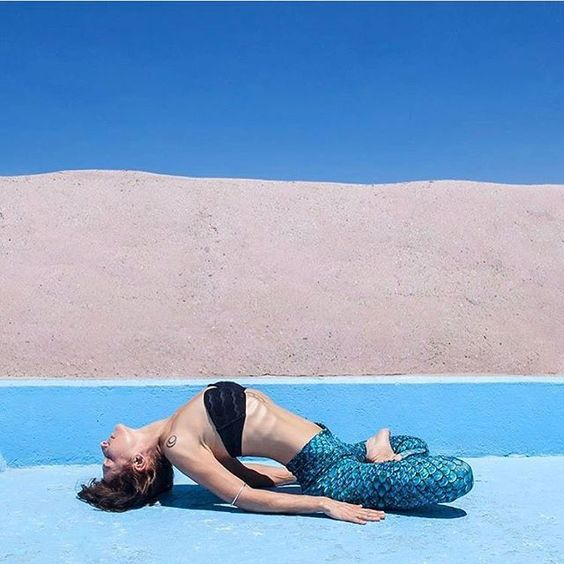 Matsyasana Or Fish Pose