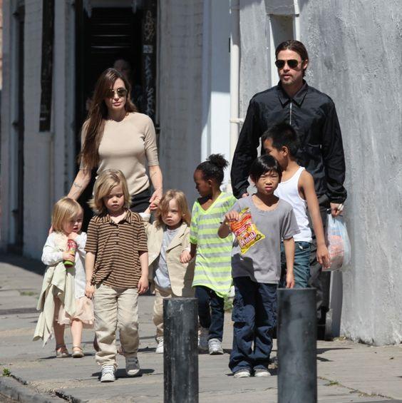 O que a criação dos filhos pode ter a ver com a divórcio de Angelina Jolie e…