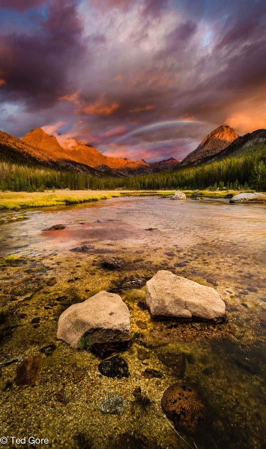 Muir's Show by Ted Gore, via 500px