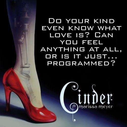 Výsledek obrázku pro cinder quotes