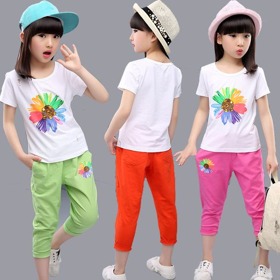 $25.98 (Buy here: https://alitems.com/g/1e8d114494ebda23ff8b16525dc3e8/?i=5&ulp=https%3A%2F%2Fwww.aliexpress.com%2Fitem%2FEight-girls-summer-suit-10-cuhk-children-dress-five-children-s-short-sleeve-T-shirt-shorts%2F32665528069.html ) Eight girls summer suit 10 cuhk children dress five children's short sleeve T-shirt shorts movement two-piece 9 at the age of 12 for just $25.98
