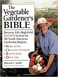 3 good veggie garden books