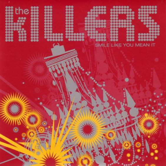 The Killers – Smile Like You Mean It (single cover art)