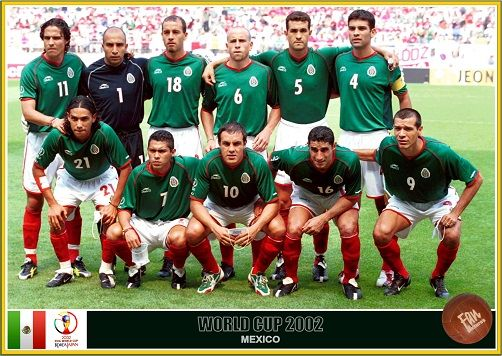 Fan Pictures 2002 Fifa World Cup South Korea Japan World Cup World Cup Teams Mexico National Team