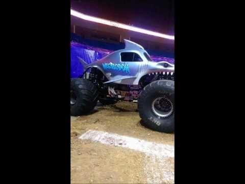 Megalodon Theme Song Youtube Theme Song Songs Monster Trucks