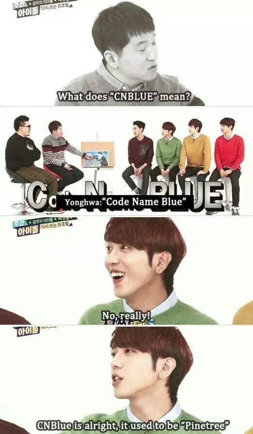Yonghwa: