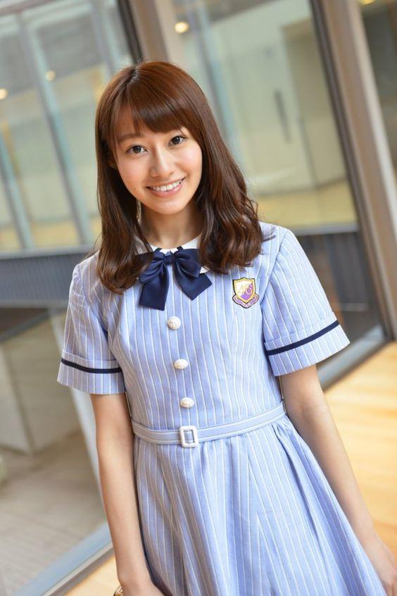 可愛い制服を着た桜井玲香のかわいい画像
