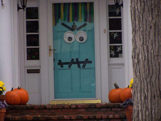 Kristen Scott (krescott) on Pinterest - halloween office decorations