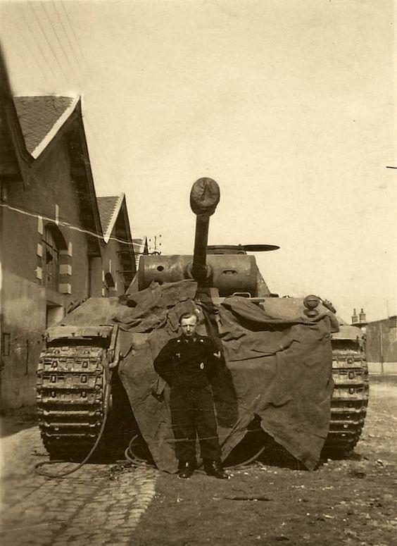Panzerkampfwagen V Panther Ausführung D