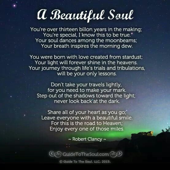 A Beautiful Soul