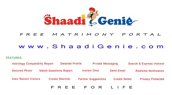 wwwShaadiGenie - A Matrimonial Service which provides the - sample office lease agreement template