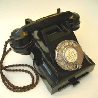 1940s phone. I would like just one in my house please.