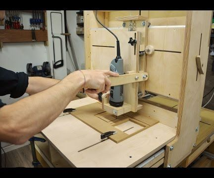 The idea arose after dealing with the difficulties and loss of time in preparing for certain CNC jobs. Sometimes I spent more time preparing for the C...