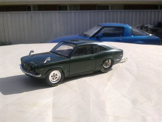 1 24 Scale Mazda Rx3 Drag Slot Cars Pinterest Mazda Model