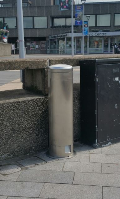 Power Bollards provide a safe, secure outdoor power supply for Gravesham Borough Council.  Pop Up Power Supplies® were approached by council planners to provide an outdoor power supply for an area outside the local civic centre.