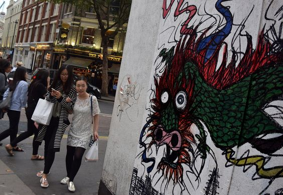Dragón por www.fahedstanic.com