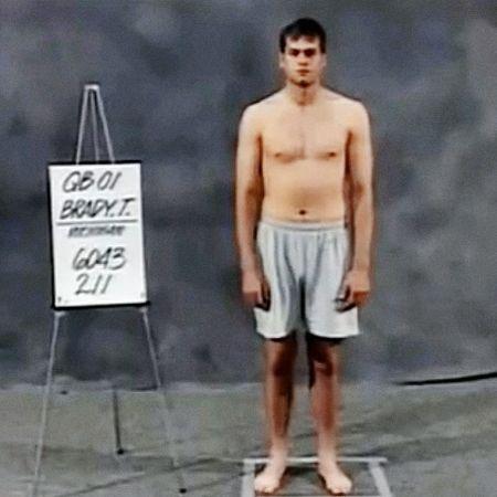 Tom Brady S Favorite Nfl Combine Picture Celebrates 20th Birthday In 2020 New England Patriots Tom Brady Combine Pictures