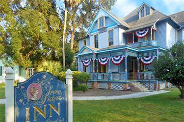 Seven Sisters Historical Inn Ocala