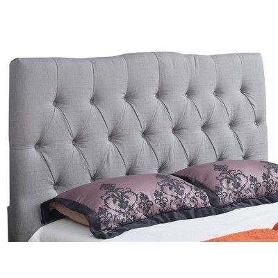 Abbyson Living Aspen Upholstered Headboard & Reviews | Wayfair