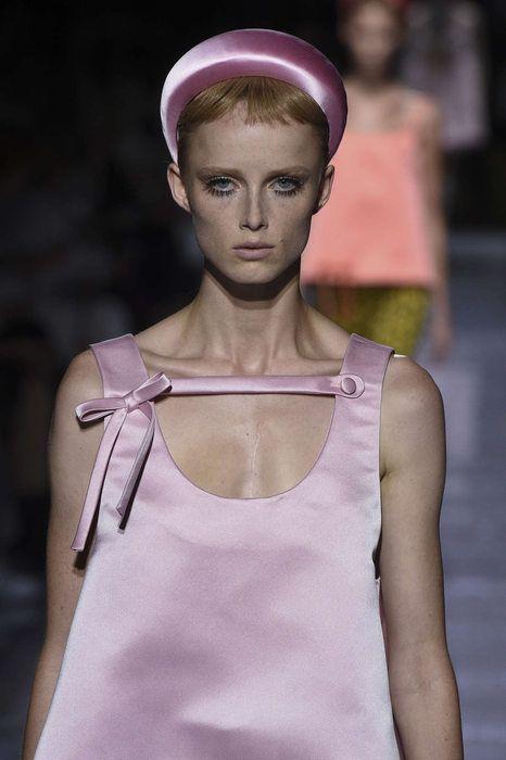 Prada, Printemps/été 2019, Milan, Womenswear
