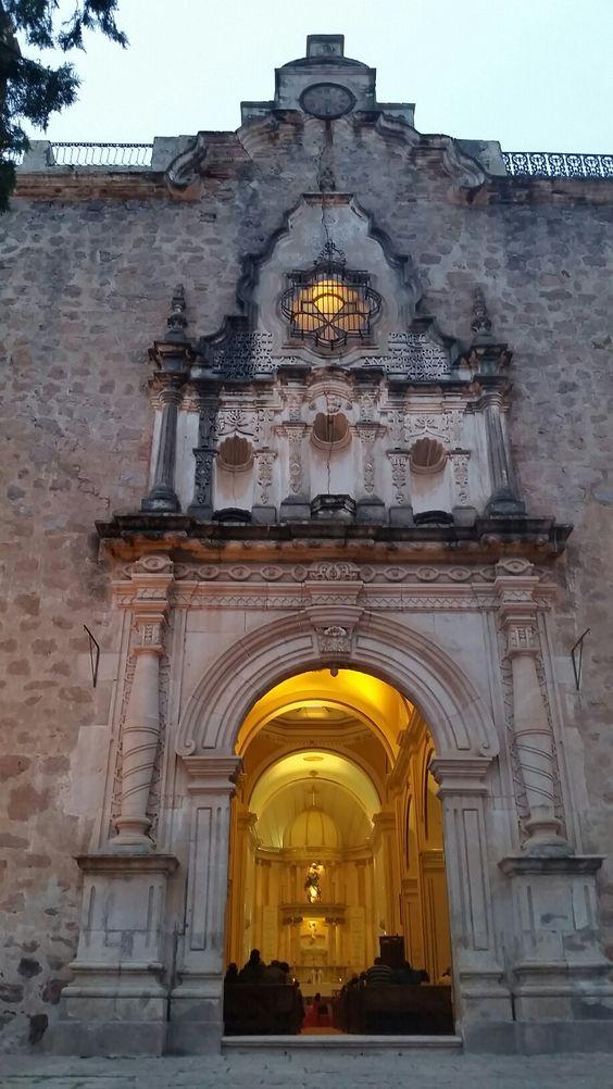 Iglesia la purisima concepción Alamos, Sonora, México