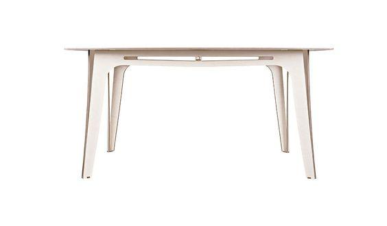 MONOQI | Tisch 1 + Accessories White
