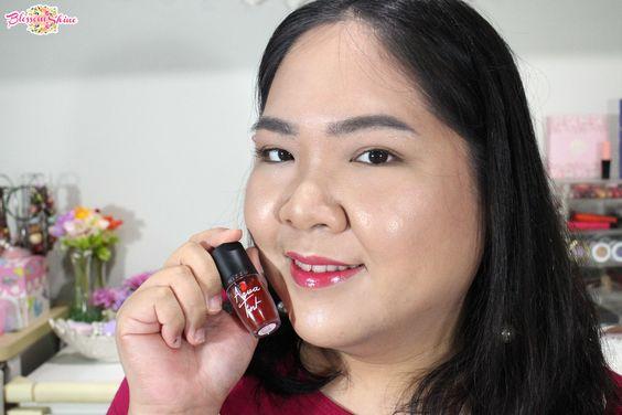 Mizzu Aqua Tint - Chic - Full lips Style
