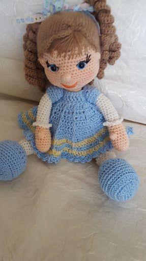 Boneca candy doll