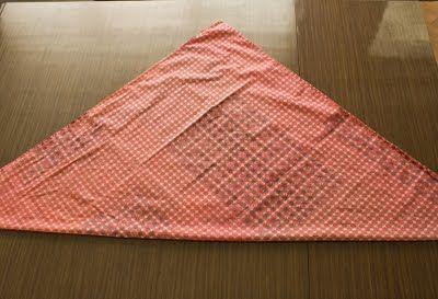 Wrapping wine  Furoshiki