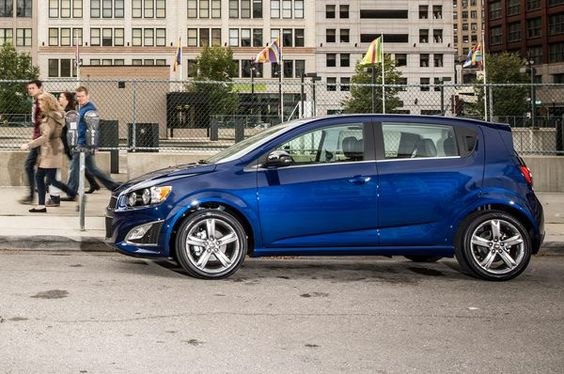 2014 Chevrolet Sonic RS | Dream car | Pinterest