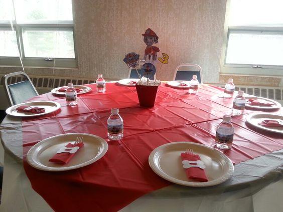 """Marshall"" Table"