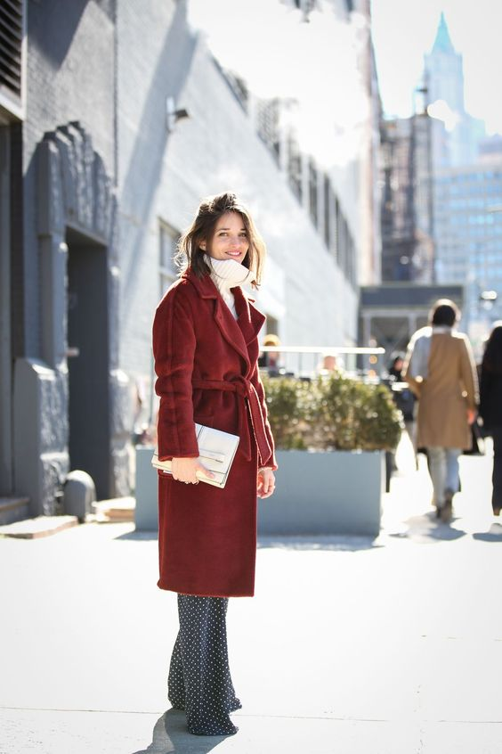Below-Freezing NYC Street Style That's Still Fire #refinery29