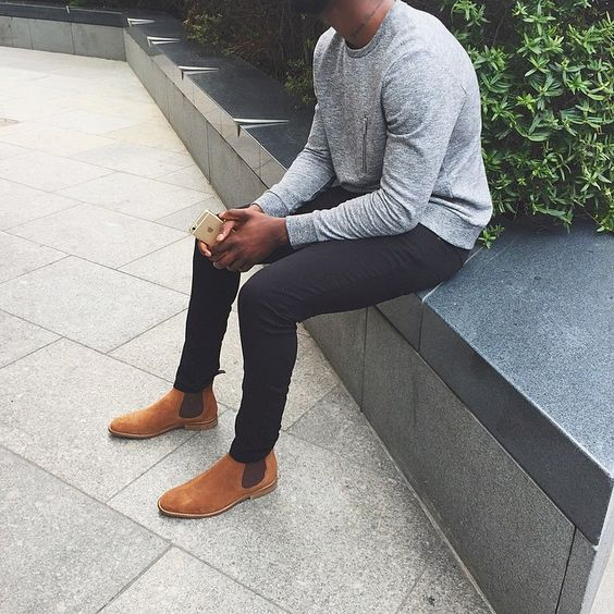Smart-Casual with Chelsea Boots